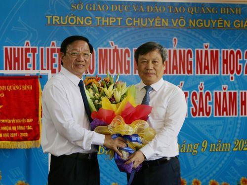 Quảng Bình: Chú trọng bồi dưỡng nhân tài, đẩy mạnh giáo dục toàn diện.
