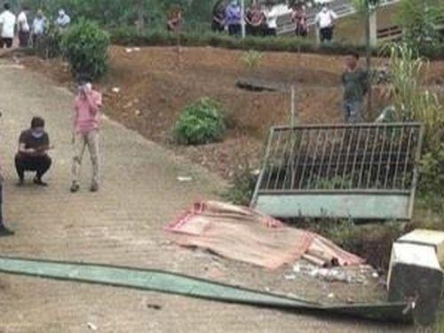 Gia cảnh nghèo của 3 học sinh tử vong do đổ cổng trường