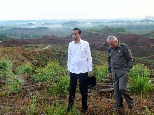 Indonesia: Đất đai quanh thủ đô mới hết sốt
