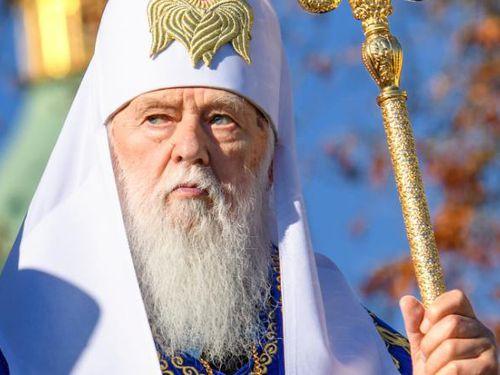 Từng gán Covid-19 cho người đồng tính, thượng phụ Ukraine nhiễm virus
