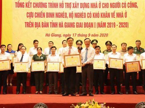 Hà Giang huy động hơn 200 tỷ đồng xây dựng nhà ở cho người có công và hộ nghèo