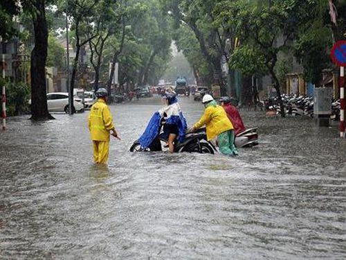 Hà Nội: Tập trung triển khai một số biện pháp cấp bách chủ động ứng phó thiên tai