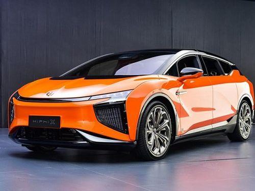 Human Horizons HiPhi X từ 2,3 tỷ, xe điện đắt nhất Trung Quốc