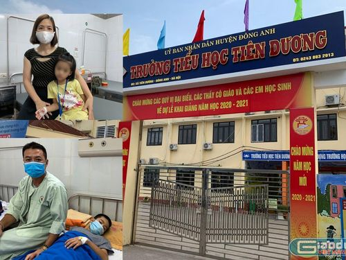 Đã rõ nguyên nhân gây ngộ độc cho nhiều học sinh tại huyện Đông Anh