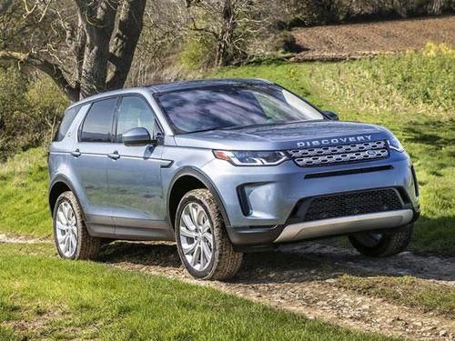 Bảng giá xe Land Rover tháng 10/2020: Thêm sản phẩm mới
