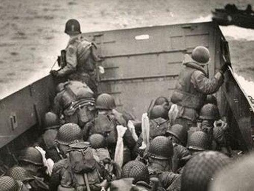 Tàu đổ bộ Higgins giúp quân Đồng minh chiến thắng