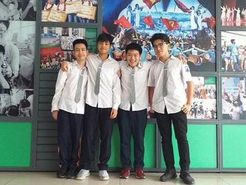 Việt Nam giành 2 giải thi Toán mô hình quốc tế 2020