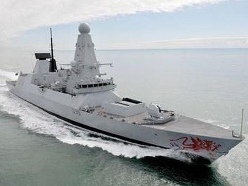 Nga theo dõi chiến hạm tối tân nhất của Anh vừa vào Biển Đen