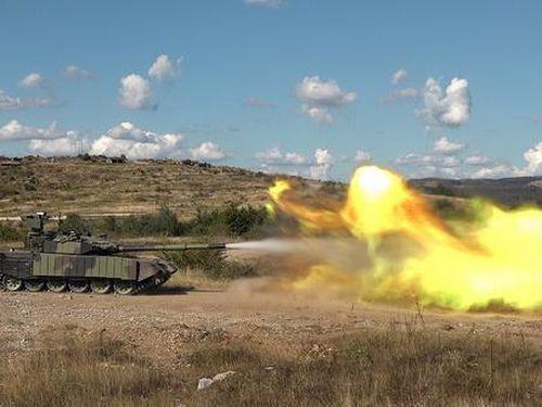 Các nhà thiết kế Serbia bắt đầu làm việc trên xe tăng M-84AS2