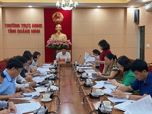 HĐND tỉnh giám sát thực hiện Quy hoạch phát triển GD&ĐT tại TP Hạ Long