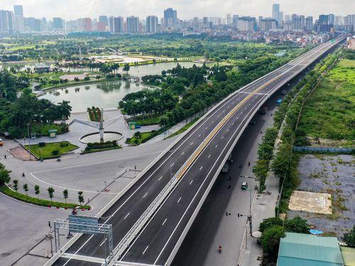 Diện mạo mới của đường Phạm Văn Đồng