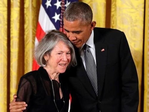 Louise Glück - nhà thơ đương đại nổi bật của nước Mỹ