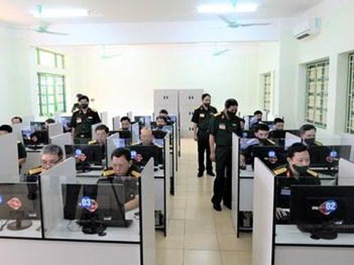 Nâng tầm cán bộ chủ trì cấp lữ đoàn thông tin