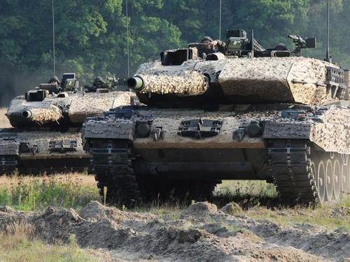 Xe tăng Leopard 2A7 mạnh nhất NATO: M1 Abrams, Leclerc với mãi không tới