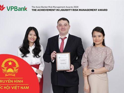 VPBANK NHẬN GIẢI THƯỞNG VỀ QUẢN TRỊ RỦI RO TỪ THE ASIAN BANKER