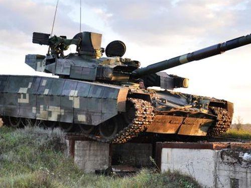 Quân đội Ukraine không có T-84 Oplot vì vướng 'linh kiện Nga'