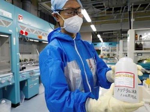 Nhật sắp thải nước từ nhà máy điện hạt nhân Fukushima xuống biển