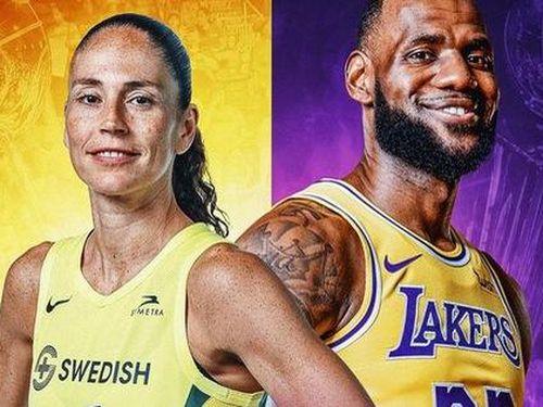 Ngưỡng mộ thành trì sự nghiệp của ngôi sao WNBA: Bước sang tuổi 41 vẫn sở hữu phong độ 'không tuổi' chẳng kém LeBron James