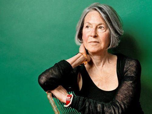 Hành trình đến với giải Nobel Văn học của Louise Glück
