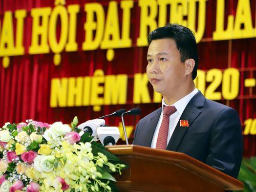 Đồng chí Đặng Quốc Khánh tiếp tục được bầu giữ chức Bí thư Tỉnh ủy Hà Giang