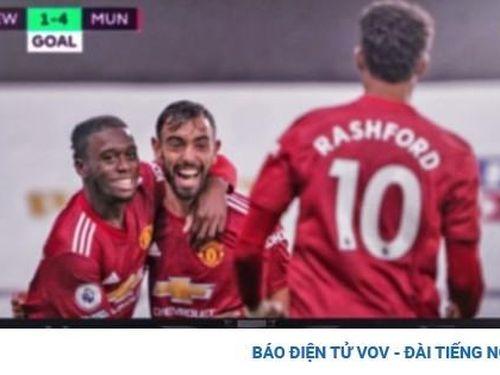 Biếm họa 24h: Neymar và Mbappe choáng trước sức mạnh của MU