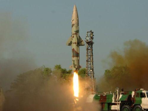 Phóng thử tên lửa chiến thuật mang đầu đạn hạt nhân, báo Ấn Độ tuyên bố nhằm vào Trung Quốc