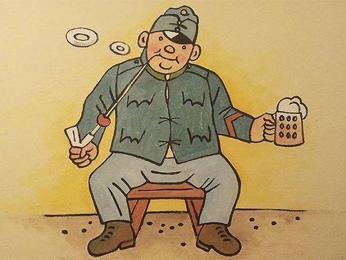 Anh lính Švejk - kẻ ngu ngơ hay người khôn vờ khờ khạo?