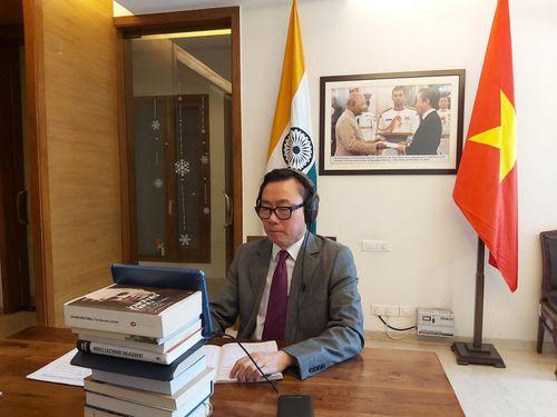 'Với xu hướng dịch chuyển cung ứng, quan hệ Việt - Ấn sẽ chặt chẽ hơn'
