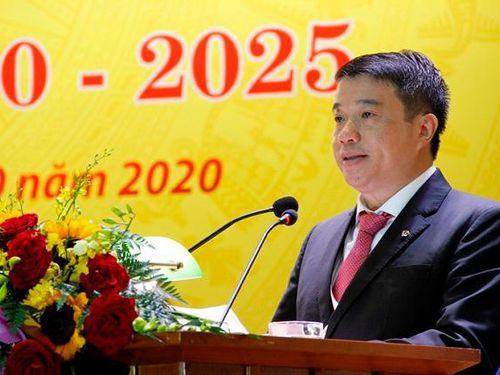 Đại hội đại biểu Đảng bộ Khối Doanh nghiệp Trung ương lần thứ III, nhiệm kỳ 2020-2025
