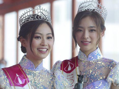 Đài TVB o bế nhiều thí sinh Hoa hậu Hong Kong 2020