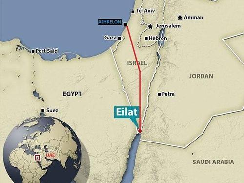 Israel và UAE thiết lập con đường ngắn nhất, hiệu quả nhất vận chuyển dầu đến Châu Âu