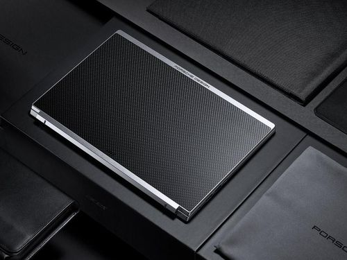 Acer Book RS: Laptop Acer phong cách Porsche siêu đẹp