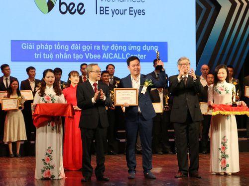 Video các đơn vị lên nhận giải Chuyển đổi số Việt Nam (Phần 2)