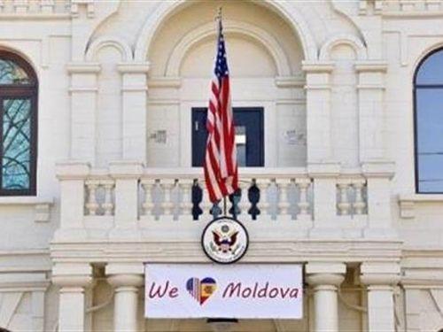 Tiếp theo là Moldova: Mỹ vây Nga bằng vành đai xung đột?
