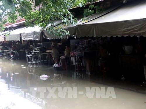Nhà an toàn tránh lũ giúp người dân vùng hạ lưu sông Thu Bồn bình an vô sự