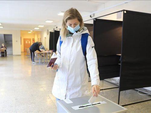 Litva tiến hành vòng 2 cuộc bầu cử quốc hội