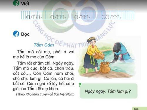 'Sạn' trong sách giáo khoa Tiếng Việt lớp 1 không chỉ riêng bộ Cánh Diều