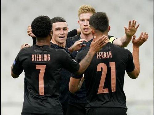 Kết quả Champions League 28/10: Man City, Liverpool cùng giành trọn 3 điểm