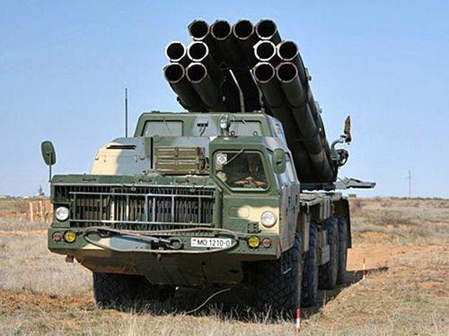 'Tứ đại pháp khí' khủng giúp quân đội Nga dẫn đầu trên bộ