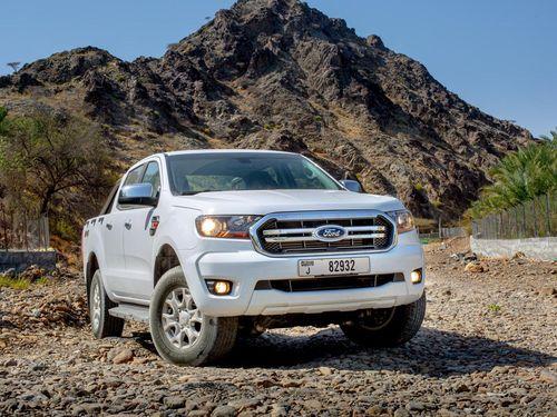 Ford Ranger trang bị động Cơ Diesel tăng áp đầy sức mạnh