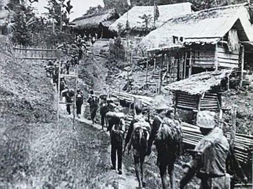 Kết hợp lối đánh du kích và đánh tiêu diệt trong Chiến dịch Việt Bắc