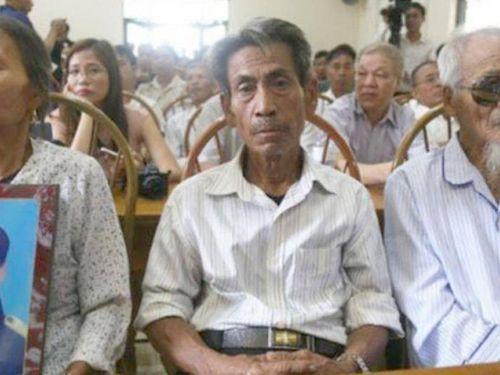 Mang án oan 40 năm, người nhận bồi thường, người quyết kiện