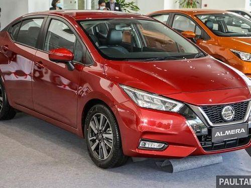 Cận cảnh Nissan Sunny 2020 giá từ 465 triệu đồng sắp về Việt Nam