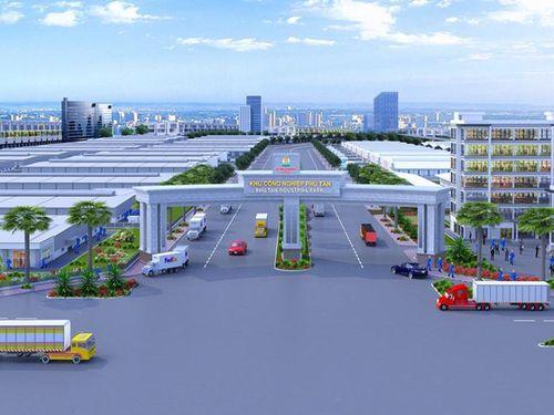 10 tháng, các khu công nghiệp, khu kinh tế thu hút 591 dự án đầu tư nước ngoài