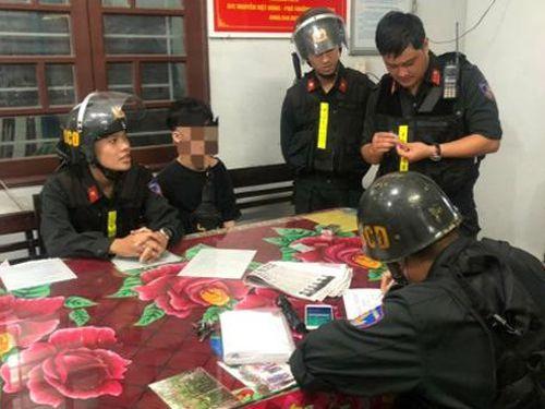 CSCĐ tuần tra, mật phục bắt giữ nhiều đối tượng phạm pháp