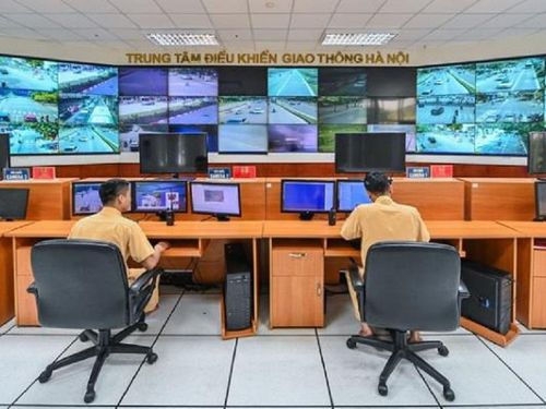 CSGT Hà Nội: Tăng cường 'phạt nguội' vi phạm giao thông