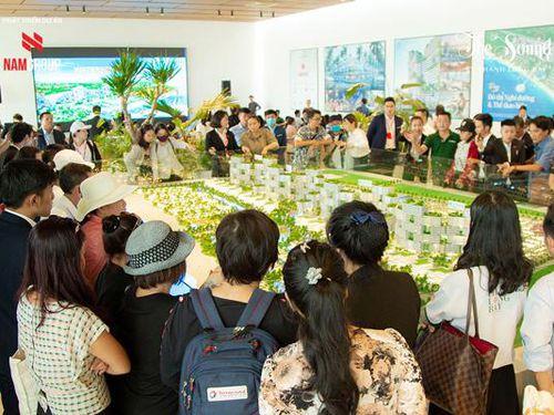 Giải mã sức hút của nhà phố biển Thanh Long Bay