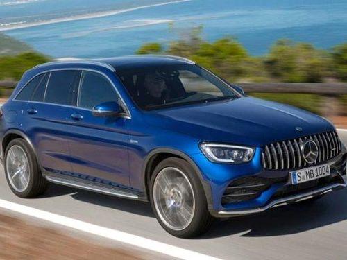 Triệu hồi Mercedes-Benz GLC tại Mỹ liên quan tới thước lái