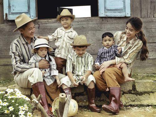 Những gia đình đông con nhất Vbiz: Hồ Ngọc Hà mới gia nhập team, vợ Lý Hải sinh hẳn 4 bé liền nhau