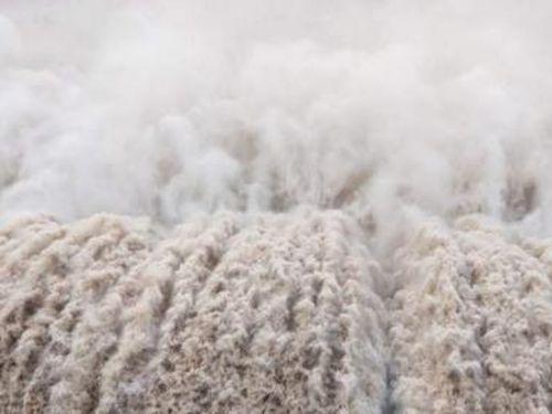 Thủy điện xả lũ, nước trên sông Ba dâng cao